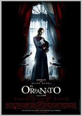 """Poster de """"El orfanato"""" Belén Rueda"""