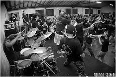 Confronto @ Mosh Pit Fest - 14/10/07 (New Flickr UP! flickr.com/mauriciosantana) Tags: show vegan concert head live stage gig mosh dia pit walker edge straightedge ao straight fest vivo sxe confronto tuxhc mauriciosantana moshpitfest