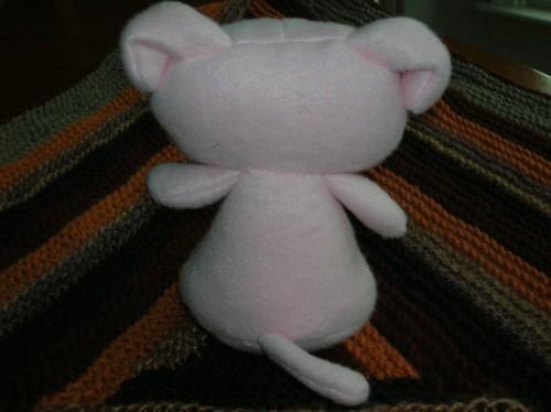 Pink Puppy Butt