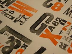 Proto-Tipi (marta.b) Tags: typography handmade letters printingpress typeface typedesign eighteenthcentury aiap assabone prototipi caludemarzotto