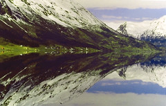Reflections II (Maron) Tags: mountain lake water norway reflections stryn supermarion marionnesje