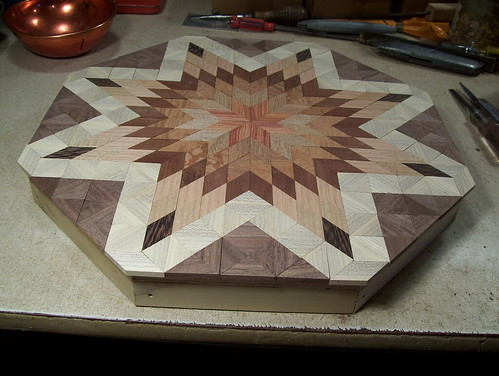 Making a Lazy Susan #36