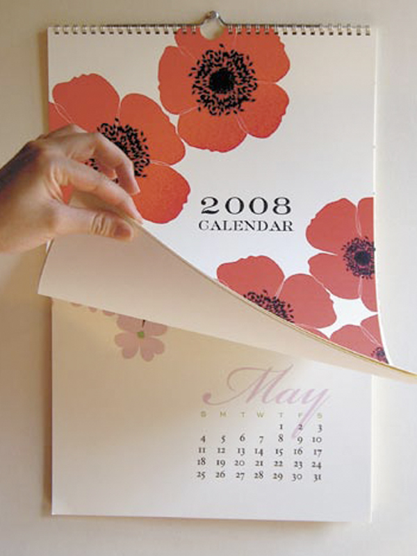 Calendar Round Up 2008: Part Two