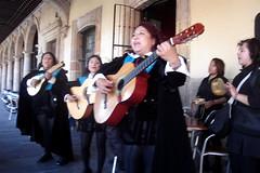 Musicians in Morelia
