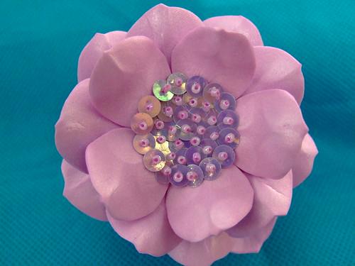 Flores de foami patrones - Imagui