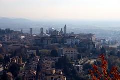 Bergamo alta (barbara67) Tags: landscapes workshop bergamo panorami golddragon