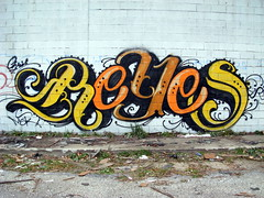reyes (ExcuseMySarcasm) Tags: urban streetart art graffiti grafiti graf detroit msk graffito piece reyes graffitis