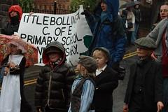 Lymm Parade0031 (robandrews43) Tags: christmas clown parade juggler pipers fireeater pipebandphotographerrobandrews
