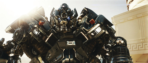 Ironhide Transformers 2: Revenge of the Fallen