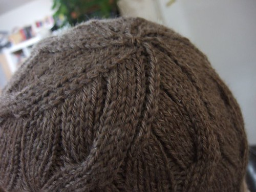 Dashing Hat - Worsted (1)