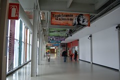 Inside of Science Centre