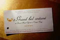 2. grand bal costum, linz (magrolino) Tags: linz austria sylvester newyear costum roterkrebs grandbalcostum