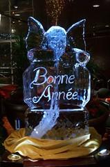 Bonne année 2008 au casino de Montréal