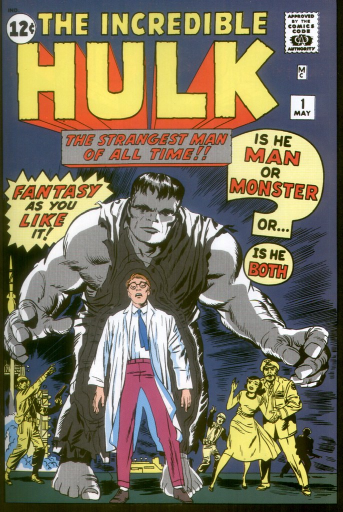 Image result for hulk 1 marvel 1962