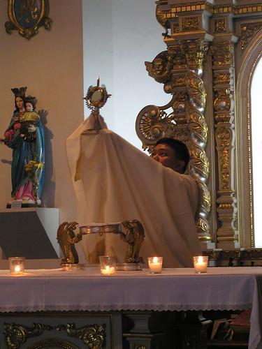 Holy Eucharist by jardek.