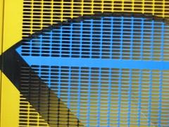 Black, blue, yellow (peggyhr) Tags: brazil shadows january 2008 tourbus diamondclassphotographer flickrdiamond peggyhr