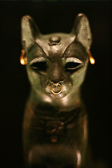 The British Museum-Ancient Egyptian Cat (AKinsey Foto) Tags: uk london museum cat canon eos ancient egypt egyptian british sekhmet bastet 400d