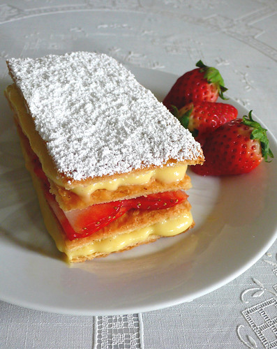 strawberry napoleon strawberry napoleon get a strawberry napoleon