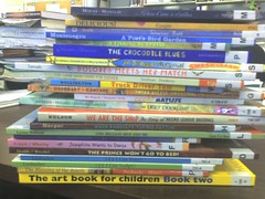 new picture books early Feb 2008