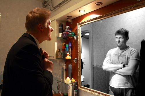 Dissociative identity disorder = i.e. Split personality | Flickr ...
