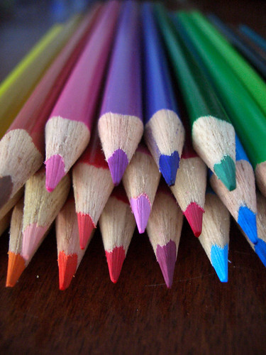 colour pencils 022 by old65fordguy.