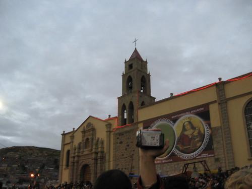 El Alba Carnaval de Oruro 2008