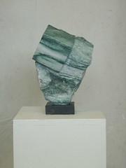 2007 Lapplandgreen 31 cm 1 (sepp pfiffner) Tags: schweiz skulptur chur grind atelier künstler maler marmor calanda pfiffner skulpturen bildhauer langhals trimmis sepppfiffner