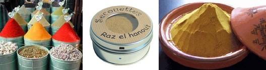 Image Papilles et Pupilles - Ras el Hanout - Raz el Hanout