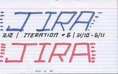 JIRA 3.12 Iteration 6