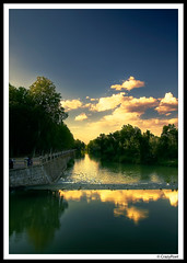 Reflections in the River (CrazyPoet) Tags: superbmasterpiece proudlychopped