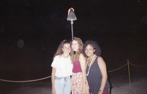 Katie, Gail, Valerie