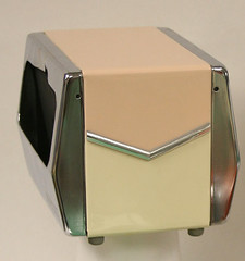 "restored pink white diner napkin dispenser SOLD • <a style=""font-size:0.8em;"" href=""http://www.flickr.com/photos/85572005@N00/2311260805/"" target=""_blank"">View on Flickr</a>"