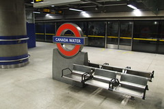 Canada Water Tube #2