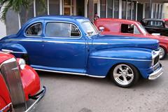 Florida - Fort Pierce - Classic Car Show - Mer...