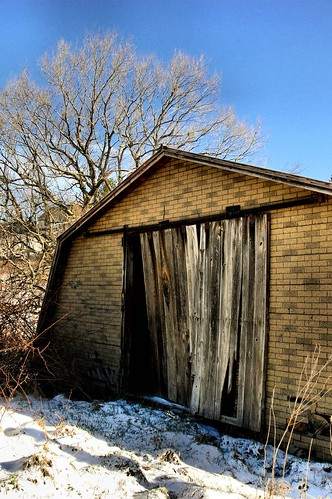 Barn: Neglected