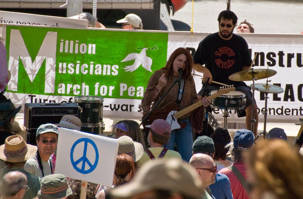 Austin peace march 3-15-08