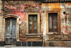 Augusta (Italy) - Old Town (Danielzolli) Tags: italien italy italia sicily augusta altstadt oldtown italie sicilia siracusa starigrad cascoviejo sizilien sicilie starwka starowka wochy cascohistorico italija sycylia taliansko taljansko syrakusa