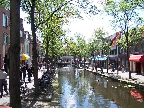 Canales en Delft