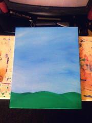 Art in progress, 3/23/08