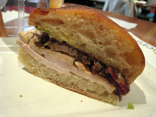 Chicken club, 'wichcraft