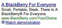 Google AdWords Video Ads