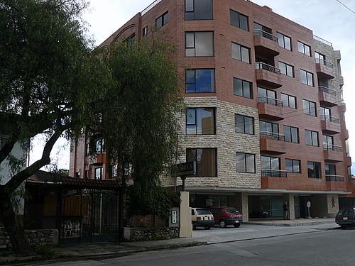 Cuenca condo building
