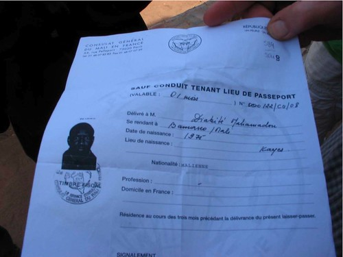 French deportation letter: Make sure this isn't you