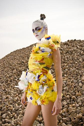 [フリー画像] 人物, 女性, ファッション, ドレス, 201004031500