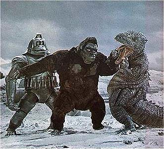 King Kong Escapes  (1967) por filmwolf.