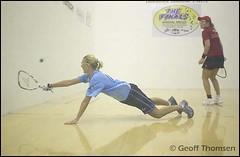 Racquetball Photo: Rhonda Rajsich