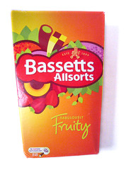 Bassetts Allsorts: Fabulously Fruity: Package