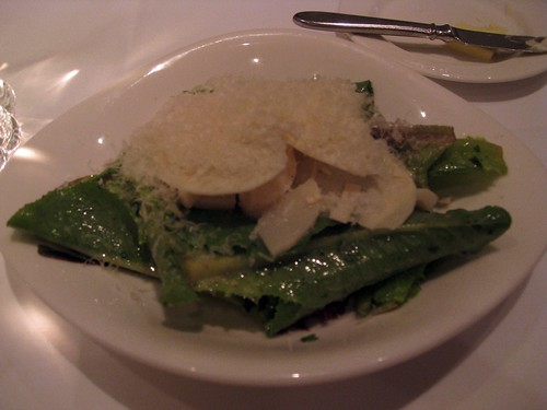 Vie, Chicago, Lettuce, Marinated and SHaved Fresh Hearts of Palm, Garlic and Herb Vinaigrette, Parmigiano-Reggiano