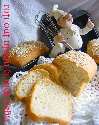 Roti Oat Madu