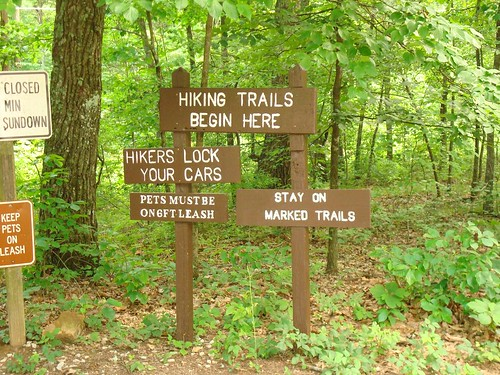 Trails Begin Here